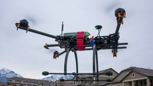Alien H4 680mm Quadcopter