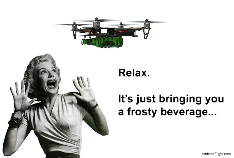 Drones Doing Good